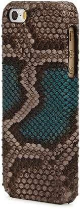 Factory The Case Python-effect Leather IPhone 5/5S/SE Case