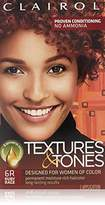 Clairol Textures and Tones Permanent Hair Color