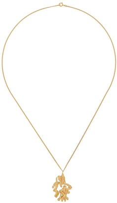 LOVENESS LEE monkey Chinese zodiac necklace