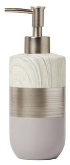 SKL Home Liselotte Lotion/Soap dispenser, Natural, 14.90 oz.