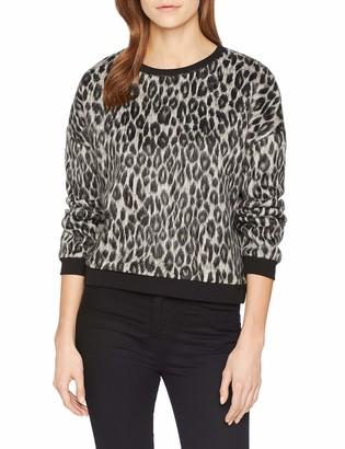 New Look Women's Brushed Animal6083306 T-Shirt