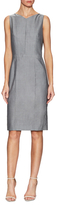 Narciso Rodriguez Tailored Wool Sheath Dress