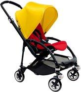 Bugaboo Bee3 Stroller - Soft Pink - Dark Khaki - Black