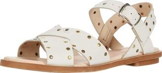 Clarks Women's Willow Gild Flat Sandal