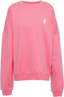 Les Girls Les Boys French Cotton-terry Sweatshirt