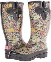 Paisley Rain Boots - ShopStyle