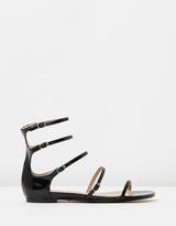 Whistles Cinega Strappy Flat Sandals