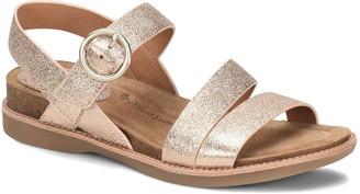 Sofft Leather Summer Sandals - Bradyn
