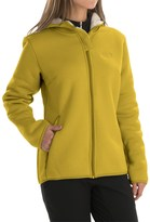 Jack Wolfskin Terra Nova Fleece Jacket - Hooded (For Women)