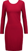 M Missoni Cutout stretch-jersey dress