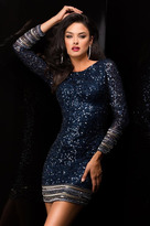 Scala 48356 Dress in Navy