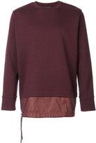Diesel Black Gold double hem sweatshirt - men - Cotton/Nylon - M