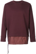 Diesel Black Gold double hem sweatshirt - men - Cotton/Nylon - S