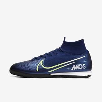 Nike Indoor/Court Soccer Shoe Mercurial Superfly 7 Elite MDS IC