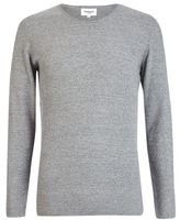 Burton Burton Nowadays Light Grey Honeycomb Pullover*