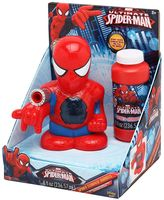 Spiderman Marvel Ultimate Spidey Strikes Bubbles