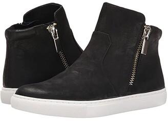 Kenneth Cole New York Kiera (Black) Women's Zip Boots