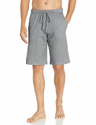 Hanro Men's Night & Day Short Knit Pant