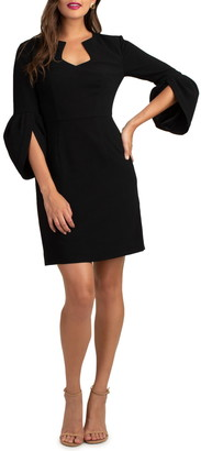 Trina Turk Covelo Bell Sleeve Dress