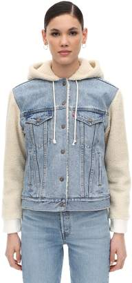 Levi's Exbf Cotton Denim Trucker Jacket