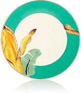 Untitled Homeware Floral Porcelain & Gold Dinner Plate