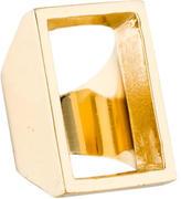 Jennifer Fisher Open Rectangle Ring