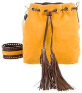 Missoni Suede Bucket Bag