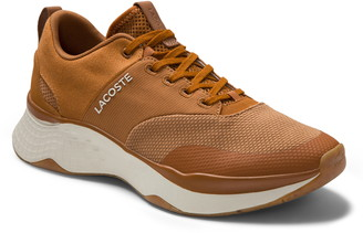 lacoste shoes browns
