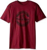 Brixton Men's Soto Short Sleeve Standard Fit T-Shirt