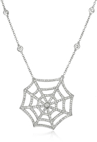 Tagliamonte Incanto Royale 1.89 ctw Diamond 18K Gold Necklace
