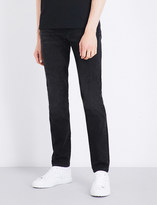 Paul Smith Whiskered slim-fit skinny jeans
