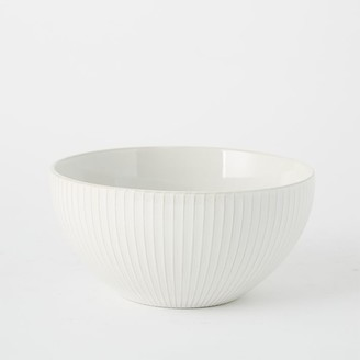 west elm Textured Stoneware Serving Bowls