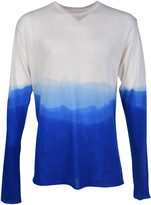 The Elder Statesman Dyed Favorite Sweater