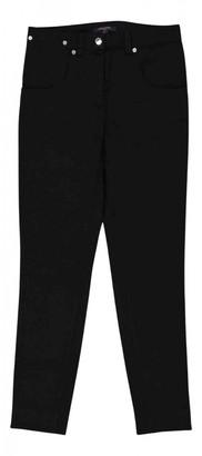 Louis Vuitton Black Denim - Jeans Jeans