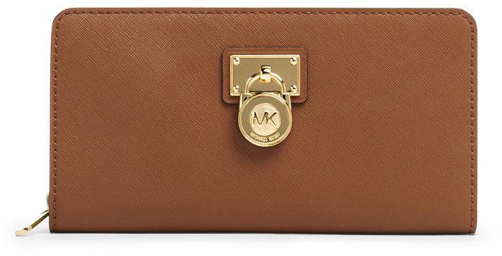 MICHAEL Michael Kors Large Zip Around Wallet