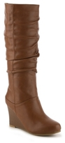 Journee Collection Hana Wedge Boot
