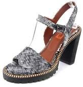 Missoni Ade Open Toe Canvas Sandals.