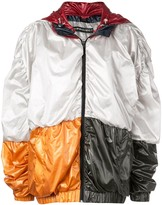 Y/Project colour block bomber jacket