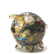 Murano Glass Murrine Pig