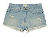 Trash Wash Cut Off Shorts