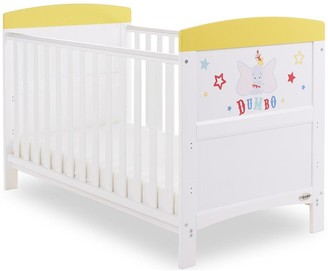 O Baby Dumbo Cot Bed - Circus