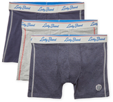 Lucky Brand Labeled Stretch Boxer Briefs (3 PK)