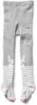 Gap Bunny sweater tights