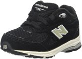 New Balance Classic Runner 990 (Inf/Yth) - Black - 9.5 M Toddler