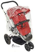Raincover Compatible With Baby Jogger City Elite Pushchair