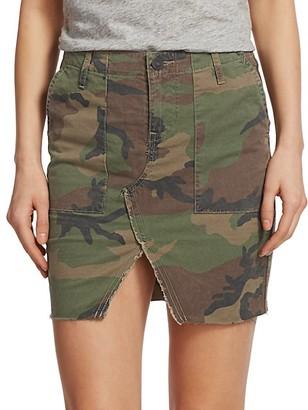 Hudson Lulu Camo Skirt