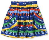 Stella McCartney island festival print dollie skirt