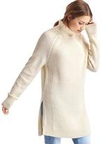 Gap Merino wool blend tunic sweater
