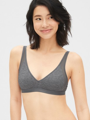 Gap Breathe Mesh-Insert Bralette