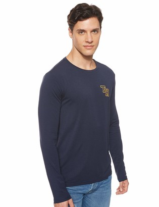 Tommy Hilfiger Men's Cn Ls Modal Tee Thermal Set